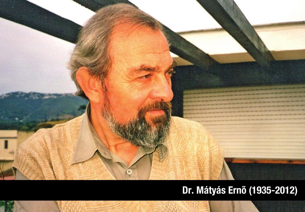 Dr. Mátyás Erno